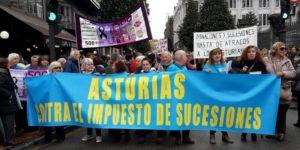 El impuesto de sucesiones en Asturias