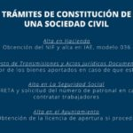 Transformar Sociedad Civil en Sociedad Limitada