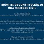 Transformar Sociedad Civil en Sociedad Limitada