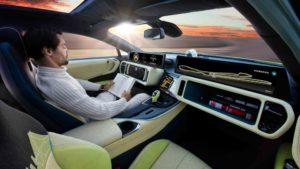 El coche del autonomo