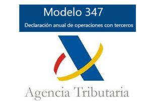 MODELO 347 AEAT